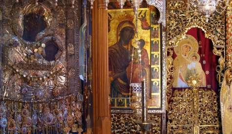 Η Εκκλησία δεν λειτουργεί με κοσμικούς θεσμούς, του Προηγουμένου Βασιλείου Ιβηρίτη