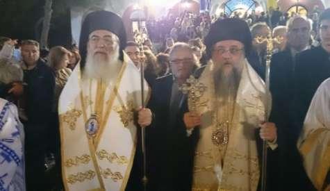 Πανήγυρις του Ιερού Ναού Αγίας Ματρώνης Νέας Ερυθραίας