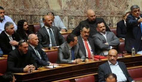 Ποιοι βουλευτές της Χρυσής Αυγής αποφυλακίζονται λόγω παρέλευσης του 18μηνου..Γιατί οι Κασιδιάρης, Γερμενής θα παραμείνουν στη φυλακή