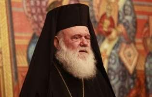 ΝΑΙ στην Ευρώπη από τον Αρχιεπίσκοπο Ιερώνυμο