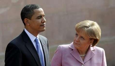 Συμφώνησαν Ομπάμα και Μέρκελ για την Ελλάδα